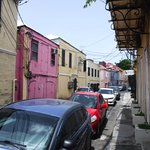 Nondescript side street