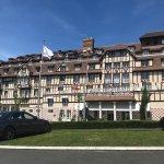 Hôtel Barrière L'Hôtel du Golf Deauville Foto