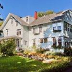 The New Elmhurst Inn in downtown Bar Harbor Maine