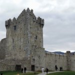 The Ross Castle - very interesting….