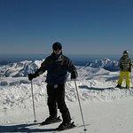 Ski y la mejor vista