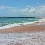 Villamoura beach