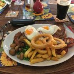 The best mixed grill this side of the Tamar