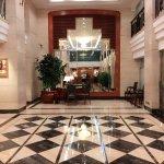 Sintra Hotel Lobby