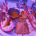 Baked Stuffed Lobster. The Best Item On The Menu