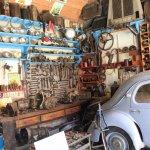 L'atelier mécanique