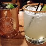 Forester Kentucky Mule & Tupelo Margarita-just right !