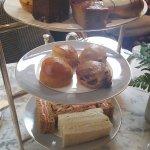 Afternoon Tea at Dalloway Terrace