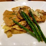 Delectable Scallopini with rich, delightful sauce
