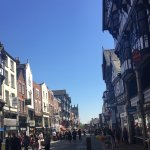 Street view of Chester