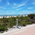Boardwalk/Beach Across the Street