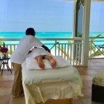 Massage overlooking the Beach and Ocean