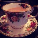 The Tea! oh the tea!