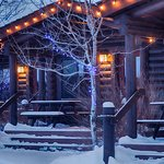 Winter Colter Cabins