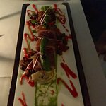 Sumptuous dinner at The Tides
