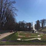 Schloss Peterhof Foto