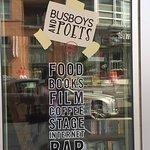 Busboys and Poets Resmi