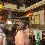 """este es el restaurante """"Mamma Loca"""""""