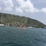Day trip to Pinel Island -windward side