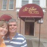 Foto van St. Elmo Hotel
