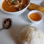 Lunch Special: Panang Beef Curry $9