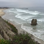 ...add'l shots of a cloudy Pismo Beach on Tue 5/9 and Wed 5/10.