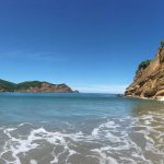 Playa de los Frailes -- a beautiful day on the beach!