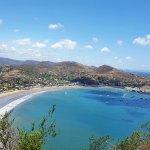 Vista de San Juan del Sur