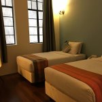 Spices Superior Twin Room