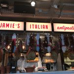 Jamie's Italian had great food and young, fun vibe. Make sure to try their Pa'likina!
