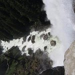 view from top of vernal falls (Summer 2005)