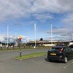 Foto de Aberystwyth Park Lodge Hotel