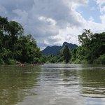 Namsong River Scenery