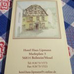 Hotel Haus Lipmann Εικόνα