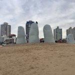 Foto de Los Dedos Playa Brava
