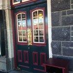 Beautiful doors at Dunedin Railway Station