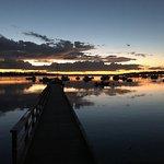Freshwater Bay at dawn.