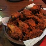 The wings are amazing! I love the hot rub.