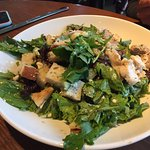 Grilled Farm Bread Salad with Chicken