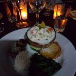 The extraordinary Kokoda, a Fijian dish