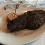 Great steaks with a great Napa Valley wine