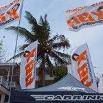 Hua Hin Beach Kiteboarding Asia