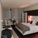 SIDE Design Hotel Hamburg Foto