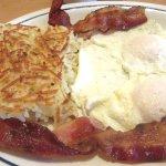 Hash Browns, Eggs, Bacon, iHOP, Milpitas, Ca