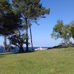 Vista isla de Mouro