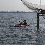 going kayak !