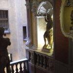 escaliers du palais Lascaris