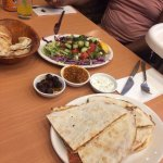 LAHMACUN AND LAMB DONER this is proper donner . .