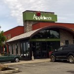 Butler Applebee's, front view.