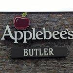 Butler Applebee's, side view.